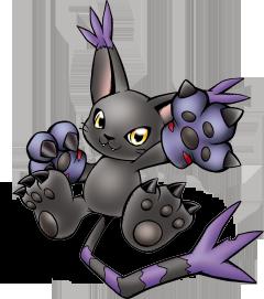 Black Gatomon