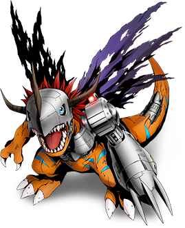 Metal Greymon (2)