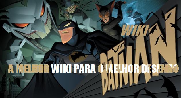 The batman wiki