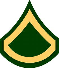 Private First Class Chevron