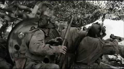 Band of Brothers- Assault on Brecourt Manor part2