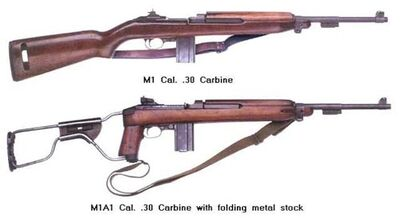 M1A1 Carbine | Band of Brothers Wiki | FANDOM powered by Wikia