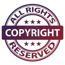 When it comes to copyright, It comes to getting banned
