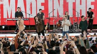 One Direction Performs 'Perfect'