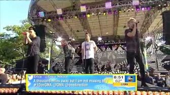 "One Direction – ""Drag Me Down"" (Live at GMA 2015)"