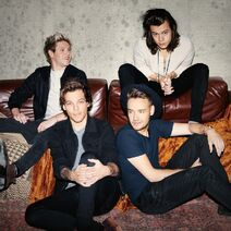 One Direction 2016