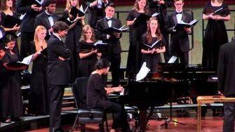 UNT University Singers P.D.Q