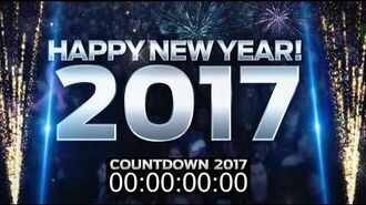 New Year's Eve 2017 - Year In Review 2016 Mega Mix ♫ COUNTDOWN VIDEO for DJs