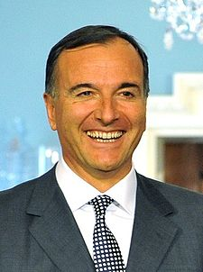 Franco Frattini on April 6, 2011