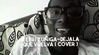 YEFRI ZUÑIGA - Dejala Que Vuelva ( Oficcial Video Cover )