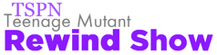Teenage Mutant Rewind Show 2nd Logo