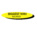 Biggest wiki