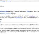 Wikitext