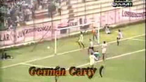 SPORT BOYS 4 LEON DE HUANUCO (TORNEO DESCENTRALIZADO 1993)