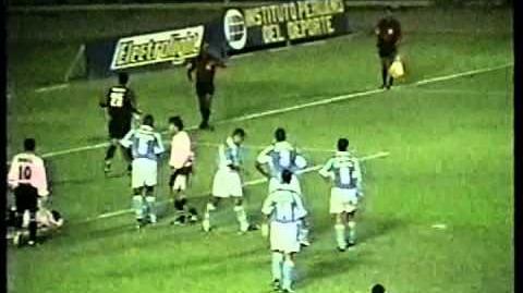 Sport Boys 1 x Sporting Cristal - Peru 2001 2002