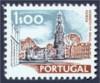 Portugal - base - paisagens e monumentos - 1$00