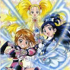 Futari Wa Pretty Cure y Pretty Cure Max Heart