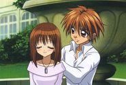 Mikaru y kaito