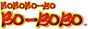 Bo-bobo English Logo