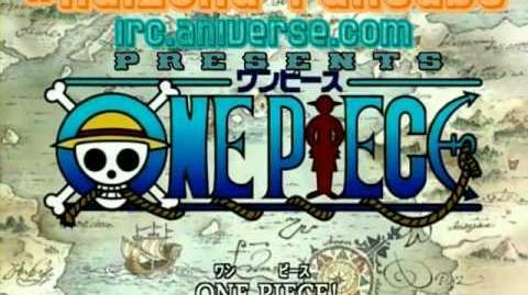 One Piece OP 1 We Are