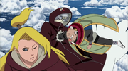 Naruto Shippuden 254 The Super Secret S-Rank Mission Oonoki vs Kabuto with Deidara