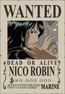 Robin segundo wanted