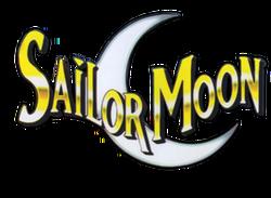 Sailor moon logo english