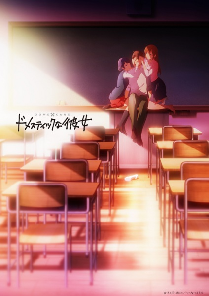 Domestic na Kanojo (Anime) | Wiki Series Japonesas | Fandom