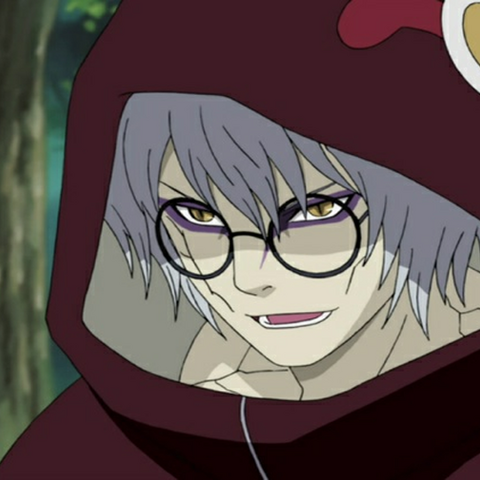 Kabuto Yakushi con las células de <a href=