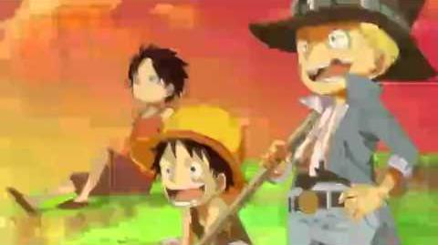 ONE PIECE - WE FIGHT TOGETHER