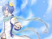 World is Mine Kaito