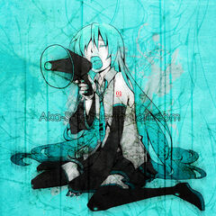 Miku en Love Is War
