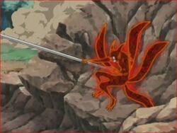 Naruto-Shippuuden 42-4thTail.vs.Orochimaru20
