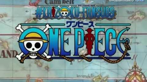 One Piece opening 3