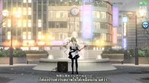 Project Diva PV - Hatsune Miku Puzzle Sub Thai