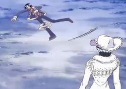 Robin vs tashigi