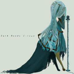 Miku en Dark Wood Circus