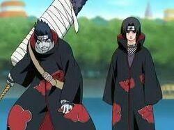Itachi y Kisame