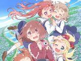 Watashi ni Tenshi ga Maiorita! (Anime)