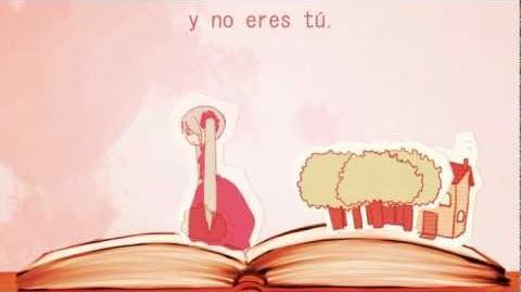 Gumi Cierra los Ojos Canción original de Vocaloid en español