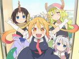 Kobayashi-san Chi no Maid Dragon (Anime)