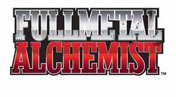 Full metal alchemist logo