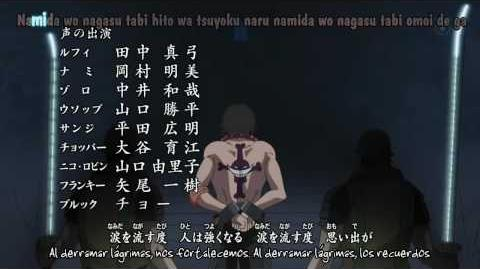 One Piece Opening 12