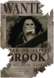 WantedBrook
