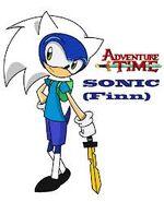 Sonic finn