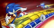 Sonic generations reboot