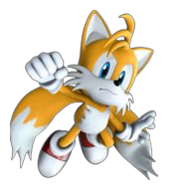 Tails pose 30