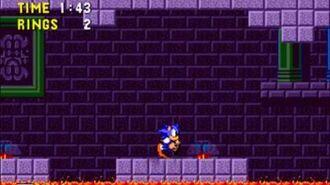 Musica de Marble Zone en Sonic the Hedgehog para Master System
