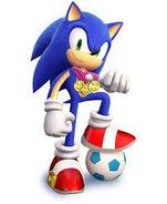 Sonic futebol
