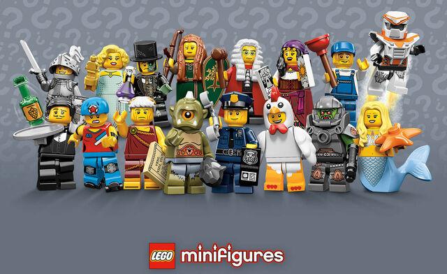 File:LEGO Minifigures Series 9 Figures 2013.jpg